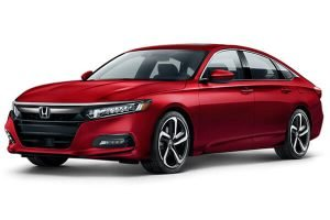 Rent a car Honda Accord in Minsk