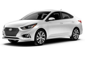 Rent a car Hyundai Accent in Minsk