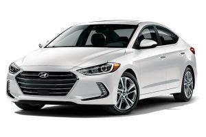Rent a car Hyundai Elantra in Minsk