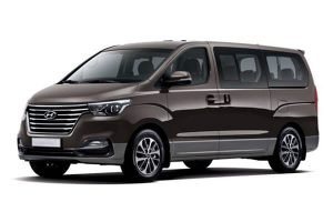 Rent a car hyundai h 1 in Minsk