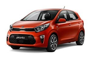 Rent a car kia picanto in Minsk