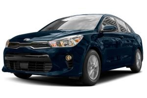 Rent a car Kia Rio in Minsk