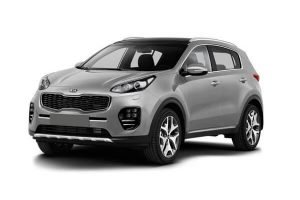 Rent a car Kia Sportage in Minsk