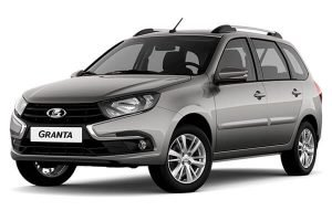 Rent a car Lada Granta in Minsk