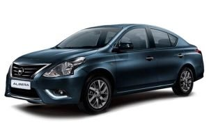 Rent a car Nissan Almera in Minsk