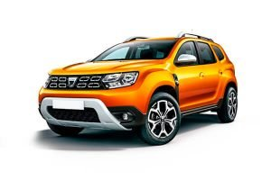 Rent a car Renault Duster in Minsk