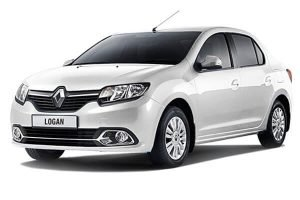 Rent a car Renault Logan in Minsk