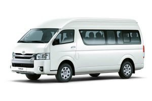 Rent a car Toyota Hiace in Minsk