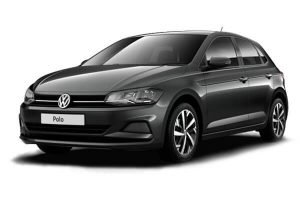 Rent a car volkswagen polo in Minsk