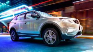 Geely Atlas test drive: a Chinese crossover of Belarusian origin