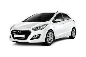 Rent a car Hyundai i-30 in Minsk