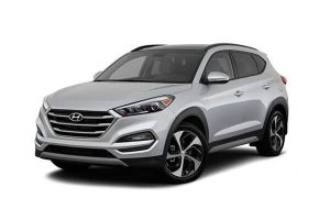Rent a car Hyundai Tucson in Minsk