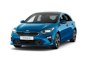 Rent a car Kia Ceed in Minsk