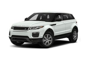 Rent a car Land Rover Range Rover Evoque in Minsk
