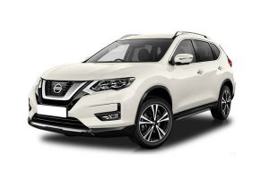 Rent a car Nissan X-Trail in Minsk
