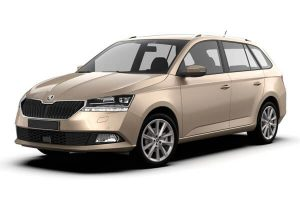 Rent a car Skoda Fabia in Minsk