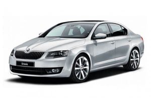 Rent a car Skoda Octavia A7 in Minsk