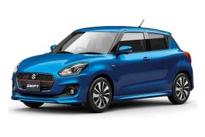 Rent a car Suzuki Swift in Minsk
