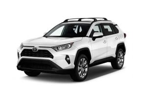 Rent a car Toyota RAV4 in Minsk