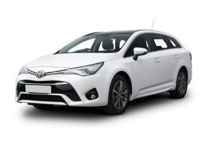 Rent a car Toyota Avensis in Minsk